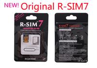 R- SIM7 Unlock Card For iPhone 4s + iPhone 5 IOS5. 0 5. 1. 1 6. 0...