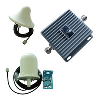 Wholesale CDMA MHz G Mobile Signal Amplifier dB GSM cell phone signal booster repeater extender