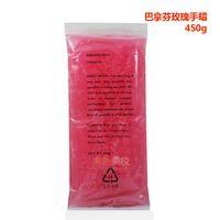 Wholesale Mounted spa rose paraffin bath moisturizing hand wax paraffin bath