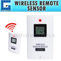 SNS-AOK-5019   SNS-AOK-5019 Optional Wireless Remote Sensor for Barometer Weather Station Indoor Outdoor Thermometer