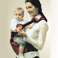 Cotton backpack stool - DHL jerrybaby baby carrier breathable multifunctional strap waist stool the backpack feeding color