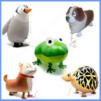Animals aluminum foil - flying Aluminum balloons toy inflatable ball animal foil balloon pet ballon freeshipping