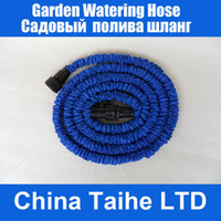 Wholesale Expandable amp Flexible Water Garden Hose Line Waterpipe Up To Times Length FT FT FT