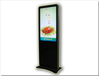 Wholesale 55 inch ultra thin vertical ad machine