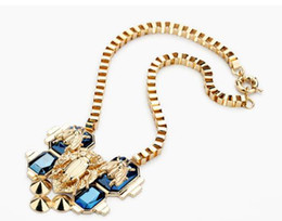 New Women's Fashion Jewelry Insect Ribet Punk Stylish Short Necklace