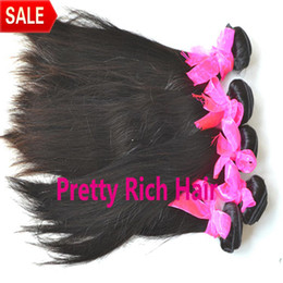 Wholesale 8pcs to Mixed sizes virgin Malaysian hair straight hair weft h