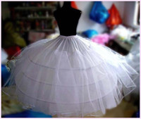 ruffle yarn - Hoop tulle Extra large fluffy stage production Dress Petticoat Slip Underskirt Crinoline