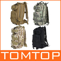 Wholesale 30L Outdoor Sport Military Tactical Backpack Molle Rucksacks Camping Trekking Bag H9388 Series