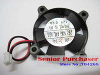 Wholesale 1Piece V A mm pin Computer Video Graphic card ball bearing cool fan