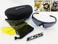 Wholesale ESS Crossbow goggles Eyeshields Sports Sunglasses