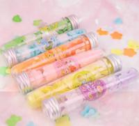 Wholesale Colorful Body Benefits Bubble Bath Tube Confetti Foaming Soap