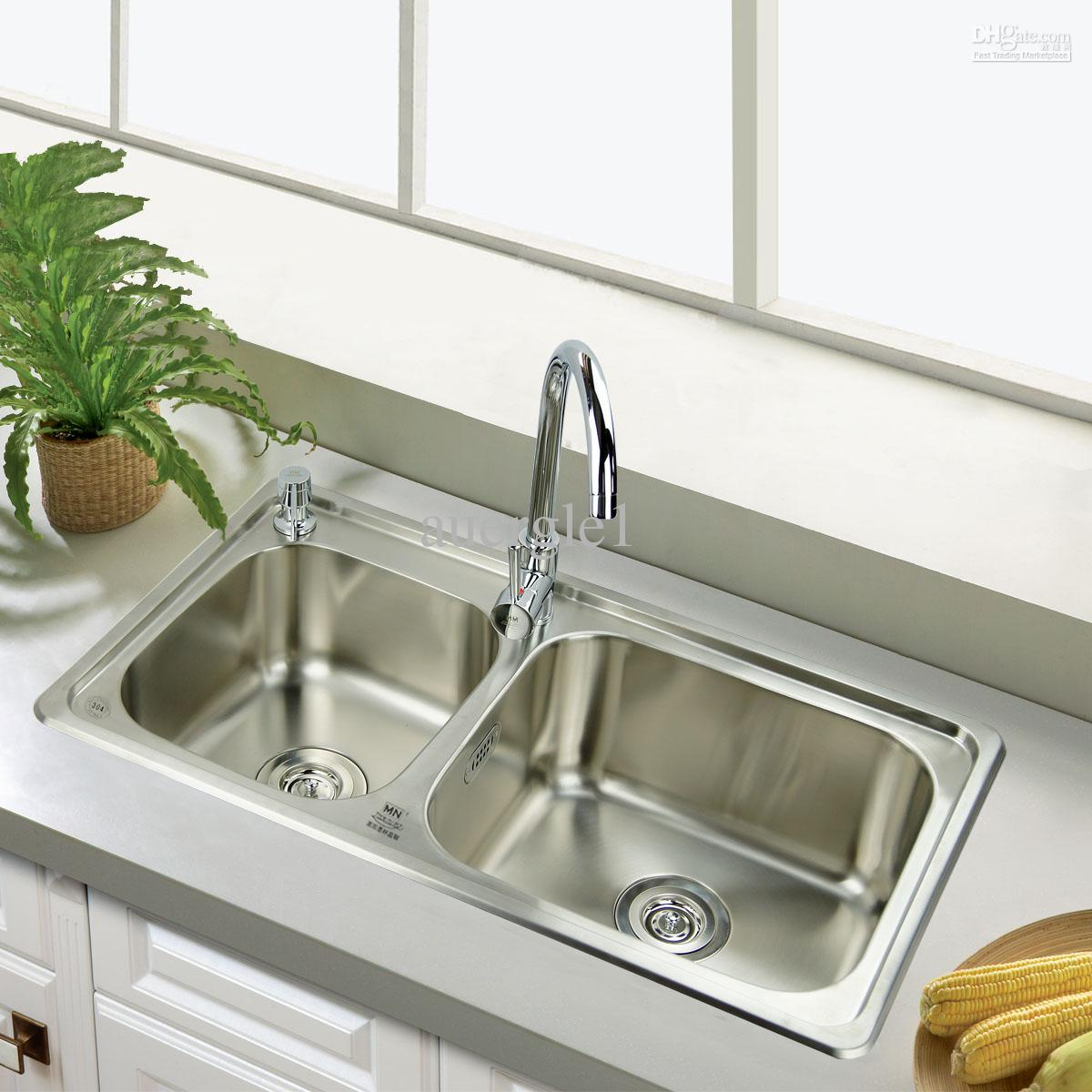 Sink Stainless Steel Slot Merlin