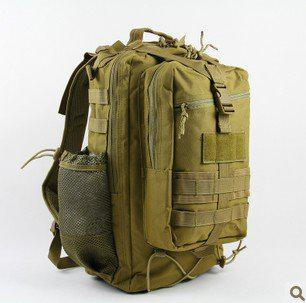 Top Quality Men's Canvas Army Military Backpack Tactical Bag ...