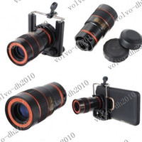 Wholesale XYA03 x Zoom Optical Lens for phone camera Universal Mobile Phone Telescope for all mobile phones