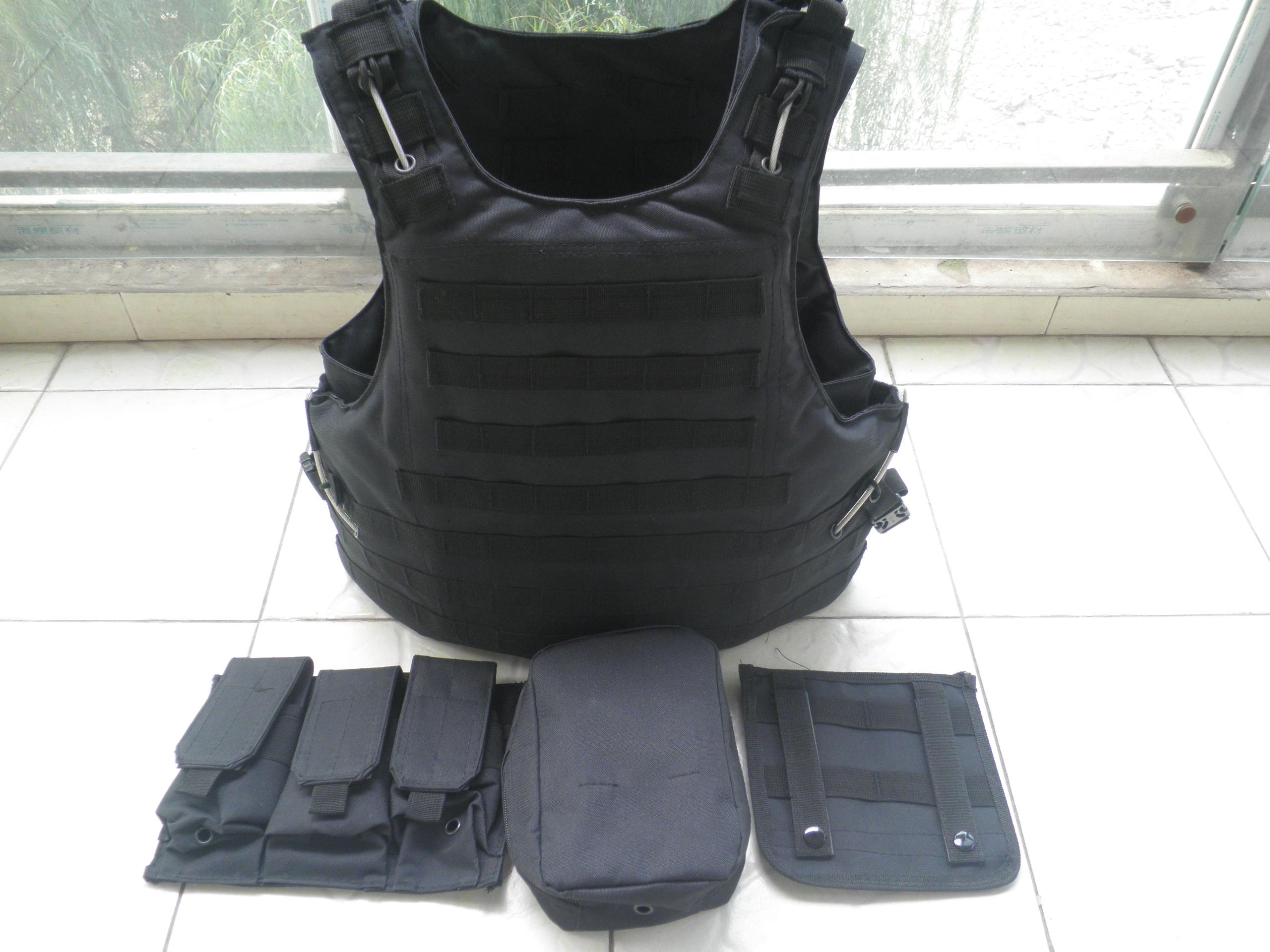 St. Michael's Shield Project – Free Bullet Proof Vests ...
