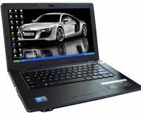 Wholesale 14 Inch L700 Laptop Intel Atom D2500 Dual Core GHz Win OS GB DDR3 GB