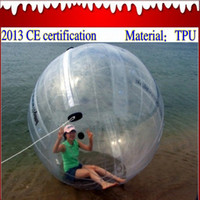 Wholesale 2013 CE certification Material TPU m mm TPU inflatable Zorb Water Walking Ball walk on water water sport