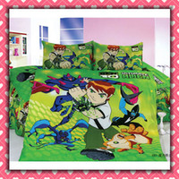 Wholesale Ben Cartoon Cotton children Bedding Set Kid Bedding