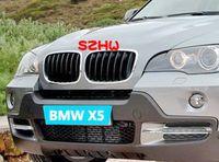 al por mayor súper x5-Super Brillante OSRAM led Chips de LED de luz diurna DRL con la niebla cubierta de la lámpara LED de la lámpara de niebla para el año 2007~2010 BMW X5 1:1 reemplazo