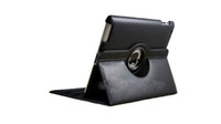 Wholesale 50 Discount Degree Rotate Litchi Smart Cover Leather Case for New Ipad Ipad Ipad2 Ipad3 Colors
