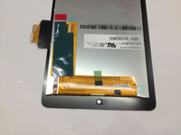 Wholesale 100 Original LCD Display Screen Touch Screen digitizer Assembly For ASUS Google Nexus