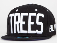 Wholesale 2013 BLVD Supply Trees Mens Snapback Hat Black Snapback HATS sports caps ball hats men hat pls contact for albums mix order