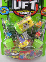 trash cans - 24 trash pack models mix New can Rotation Trash rubber toys funny toys box set