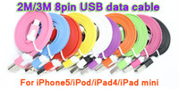 8pin cable date sybc USB charger cable for iphone5 ipod ipad...