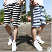 Wholesale 2013 classic stripe board short pants for men