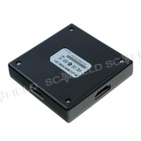 Wholesale Mini PORT HDMI P Switcher Switch Splitter for HDTV DVD Xbox TV BOX PORT NEW CN161739