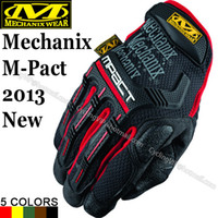 Wholesale 2013 New MECHANIX Wear Tactical Gloves for Combat Work Army Military Racing Leather Motocross Gloves Colors S XL CG