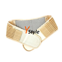 Wholesale Tourmaline Self heating Massage Belt for Waist Back Anti fatigue Pain Disease Relief Magnetic Far In