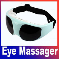 Wholesale batteries Electric eye care Massager Small Massor ergonomic design eye massager Free Ship