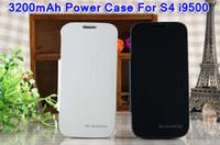 Flip Leather Case Battery 3200mAh Power Bank Backup emergenc...