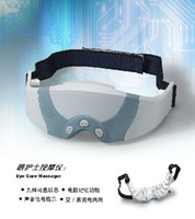 Wholesale cheapest price Mask Migraine DC Electric Care Forehead Eye Massager eye care massager