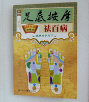 acupuncture books - Health book h16 Foot massage cure Acupuncture points introduction