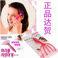 acupuncture points fingers - Dahoc the scalp massage head massage acupuncture point five fingers device
