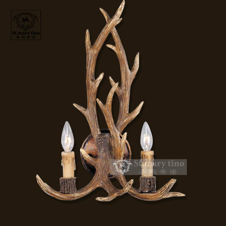Wholesale Wall Lamps - Buy St Fashion Living Room Wall Lamp Rustic ...