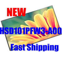 Wholesale 10 quot LCD Screen HSD101PFW3 A00 B101AW06 V V4 M101NWT2 R3 R4 LTN101NT08 W LED LCD Screen replacement Notebook LCD screen panel display