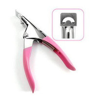 No acrylic tip cutter - Nail Clipper Manicure Tool Acrylic Gel False Nail Clipper Edge Cutter Tips Nail Professional