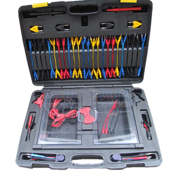 Shipping By Dhl Test Lead Adaptor Kit Multi Function Circuit Test Wiring Accessories Kit Cables