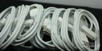Wholesale USB DATA SYNC CHARGER CABLE CORD for i Phone3 gs better grade