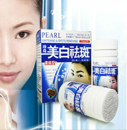 Wholesale NO Skin Whitening Pills Pearl Whitening and Spot Removing