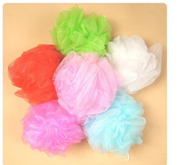 Wholesale Body Puff Bath or Shower Hanging Loop