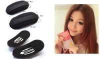 Wholesale Sponge Hair Pin Bump It Up Hair Styling Set Bumpits Hair Tools