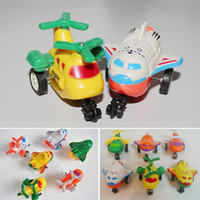 Wholesale Pressure Airplane Helicopter Fighter Jets Aircraft Modle Toys Children s Gifts