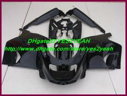 Gloss Black Fairing Body kit for KAWASAKI Ninja ZZR-1100 93 00 01 03 ZX11 ZZR1100 Bodywork ZZR1100D 1993 2001 2003 Fairings set