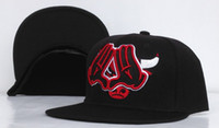Wholesale factory seller mitchell and ness dope hands up adjustable caps Snapback HATS sports teams FIFTY FITTED caps baseball caps mix order