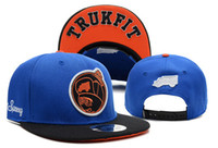 Wholesale Top Quality TRUK FIT Snapback Hats mitchell and NESS snapback caps Era Snapbacks Albums Offered Mix Order welcome