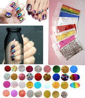 Wholesale 2013 Hot Selling Transfer Foil for Nail Art Symphony Transfer Foil Nail Sticker with Individual Pac